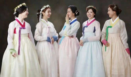 Check ngay địa điểm cho thuê Hanbok Hàn Quốc đồ đẹp giá rẻ