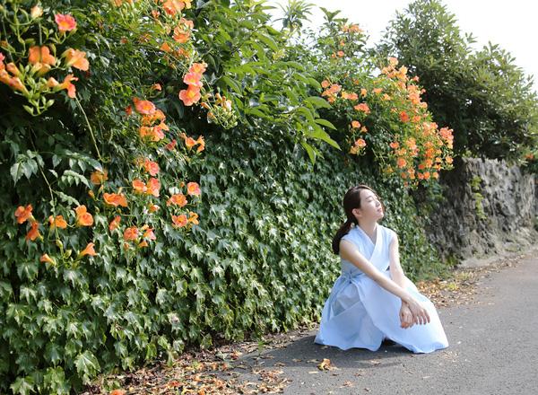 hanbok cách tân