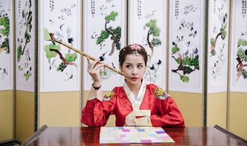 Cùng đi tìm mỹ nhân Việt diện Hanbok Hàn Quốc đẹp nhất